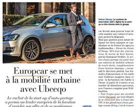 Déjà 2500 voitures disponibles dans 11 villes