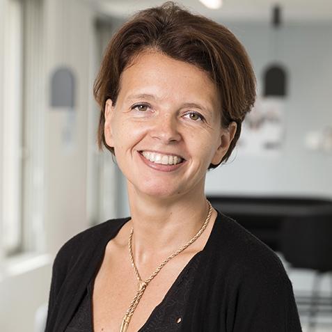 Caroline Parot - Présidente du Directoire