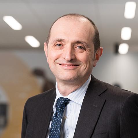 Fabrizio Ruggiero - Directeur Général Adjoint