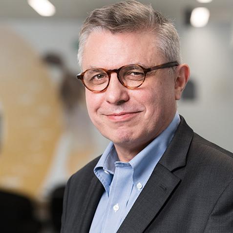 Olivier Baldassari - Directeur des Pays et des Opérations