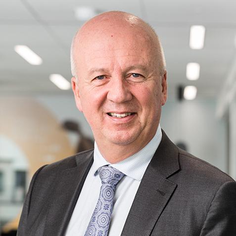 Marcus Bernhardt - Directeur Général de la BU International Coverage
