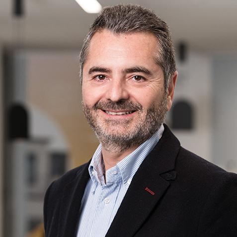 Juan Carlos Azcona - Directeur de la BU Low Cost