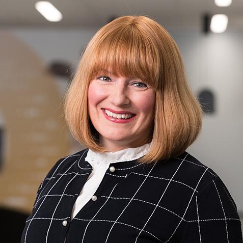 Yvonne Leuschner - Directrice de la BU Vans & Trucks