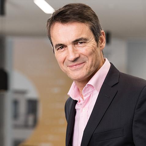 Stéphane Deux - Directeur des Systèmes d'Information Groupe
