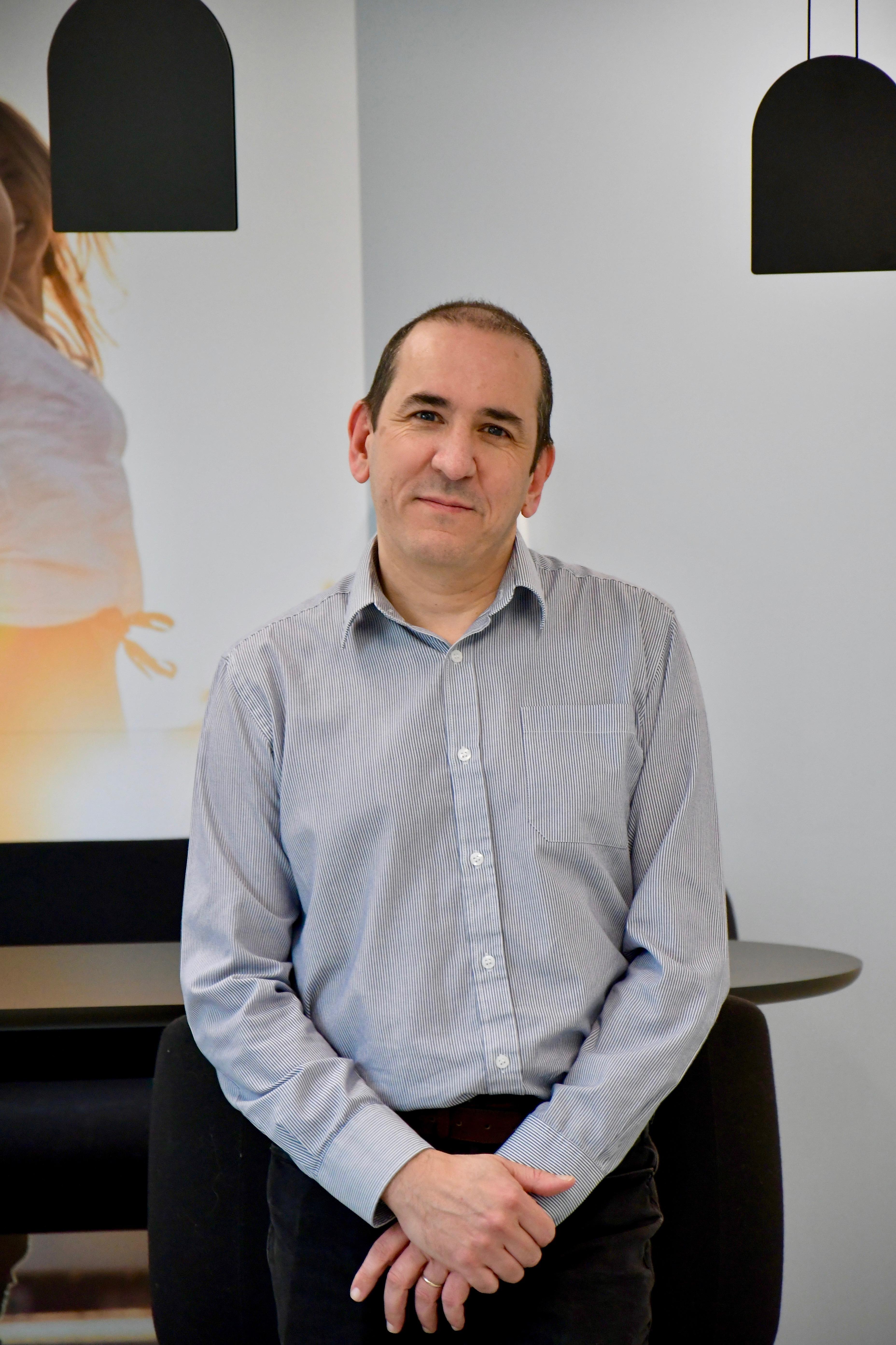 Damien Basselier - Directeur Produit et Technologie Groupe