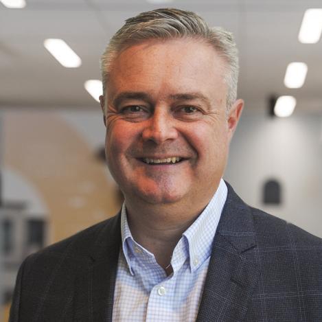 Gary Smith - Directeur Général, Europe du Nord et Etats-Unis