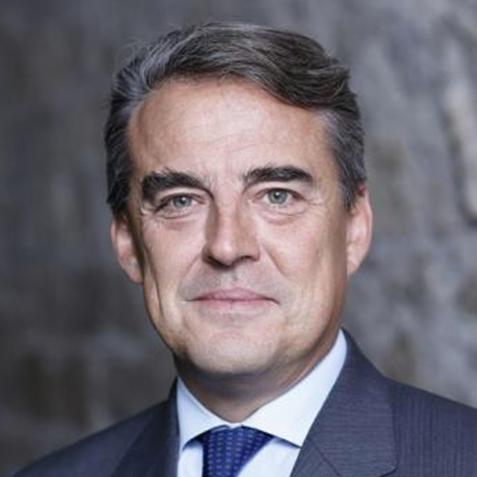 Alexandre de Juniac - Président du Conseil d'Administration