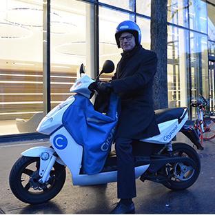 Après avoir parcouru Paris avec CityScoot, j'ai finalement suggéré que l'on rachète Scooty. Et on l'a fait !