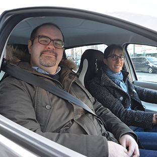 Grâce à Zoé, l'autopartage électrique fait deux fois plus de bien au climat.
